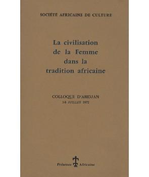 La civilisation de la femme dans la tradition africaine