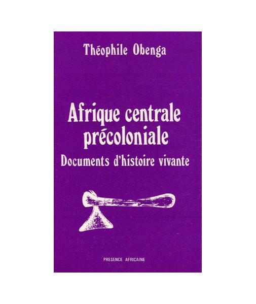 Afrique centrale précoloniale