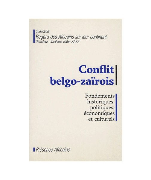 Le conflit belgo-zaïrois