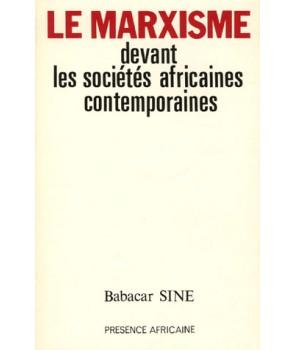 Le Marxisme devant les sociétés africaines contemporaines