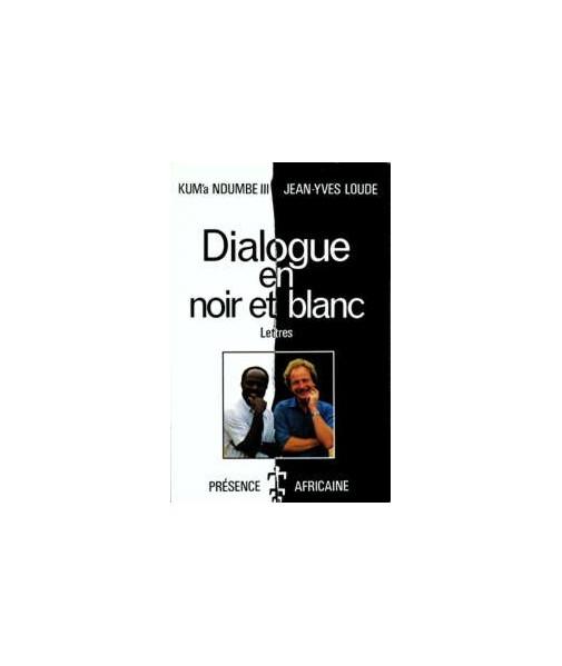 Dialogue en noir et blanc
