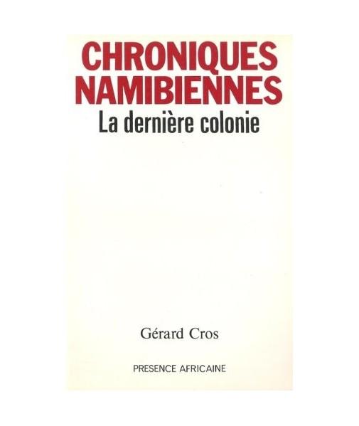 Chroniques namibiennes