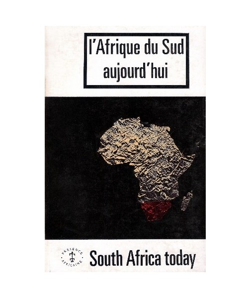 L'Afrique du Sud aujourd'hui, tome I