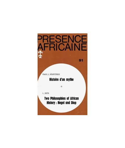 REVUE PRESENCE AFRICAINE N° 91