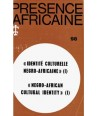 REVUE PRESENCE AFRICAINE N° 98