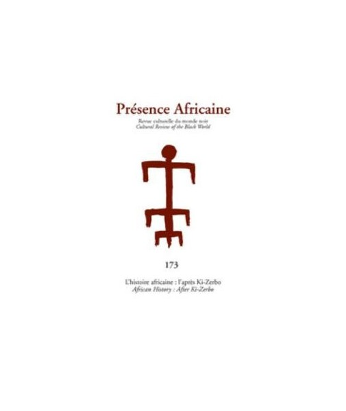 REVUE PRESENCE AFRICAINE N° 173