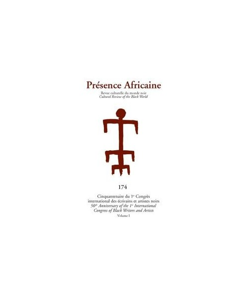 REVUE PRESENCE AFRICAINE N° 174