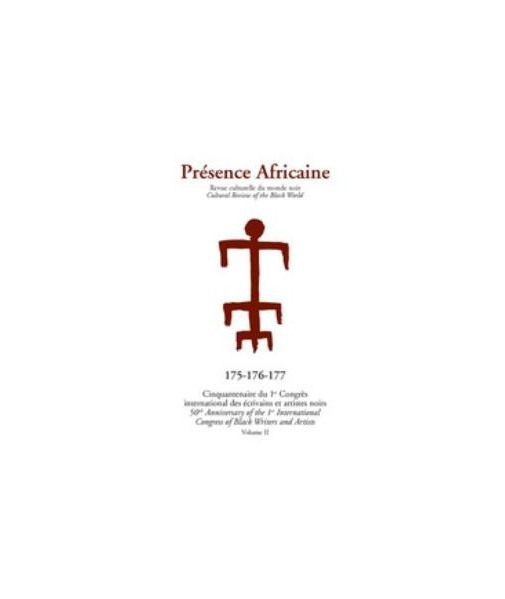 REVUE PRESENCE AFRICAINE N° 175