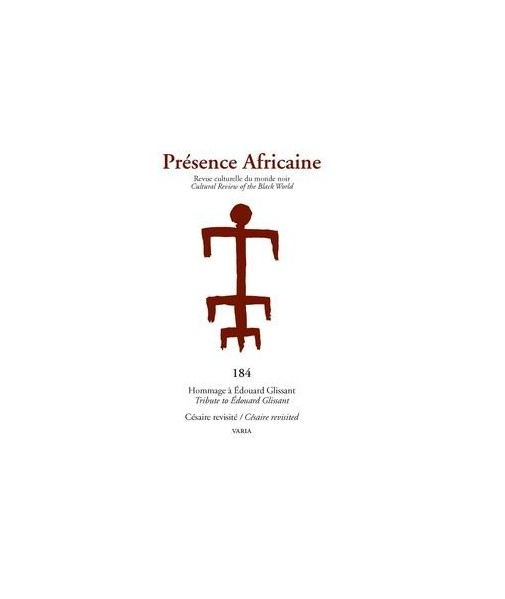 REVUE PRESENCE AFRICAINE N° 184