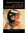 De l'origine égyptienne des Peuls