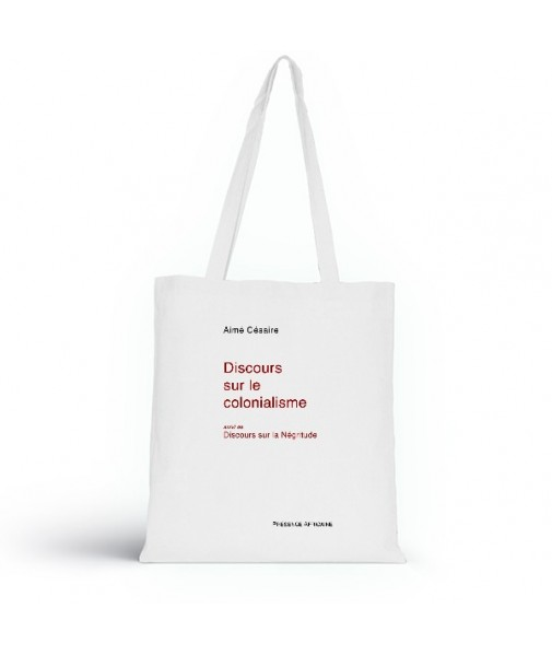 TOTE BAG BOOK Aimé Césaire