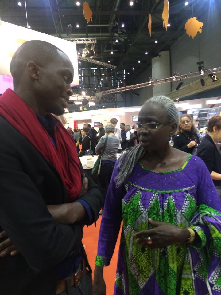 Mbougar Sarr et Ken Bugul
