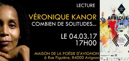PRINTEMPS DES POETES / VERONIQUE KANOR