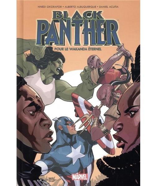 Black Panther. Pour le Wakanda éternel