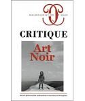 Art Noir - Revue Critique N°876-878