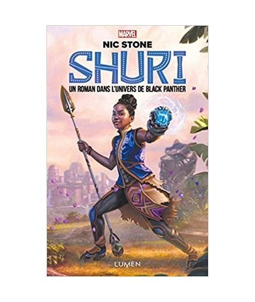 Shuri - un roman dans l'univers de Black Panther
