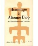 Hommage à Alioune Diop
