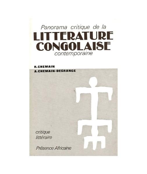 Panorama critique de la littérature congolaise