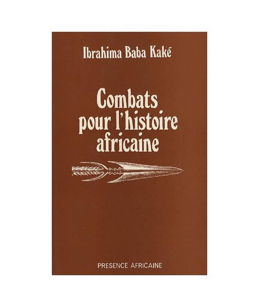 Combats pour l'histoire africaine