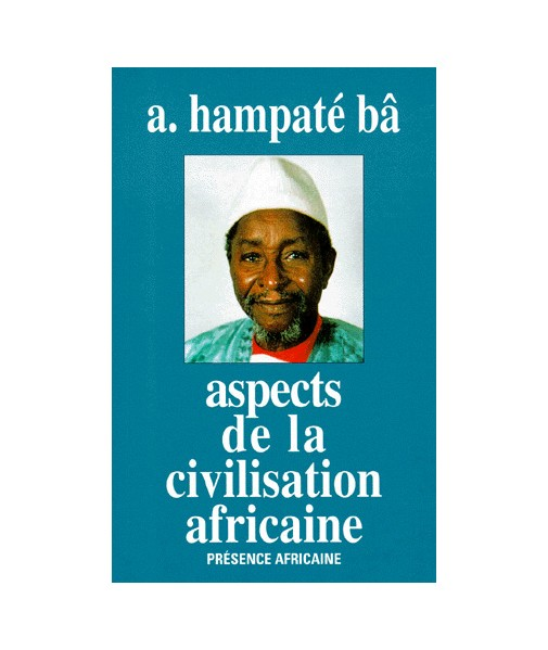 Aspect de la civilisation africaine