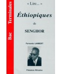 """""""Lire..."""" Ethiopiques de Senghor"""