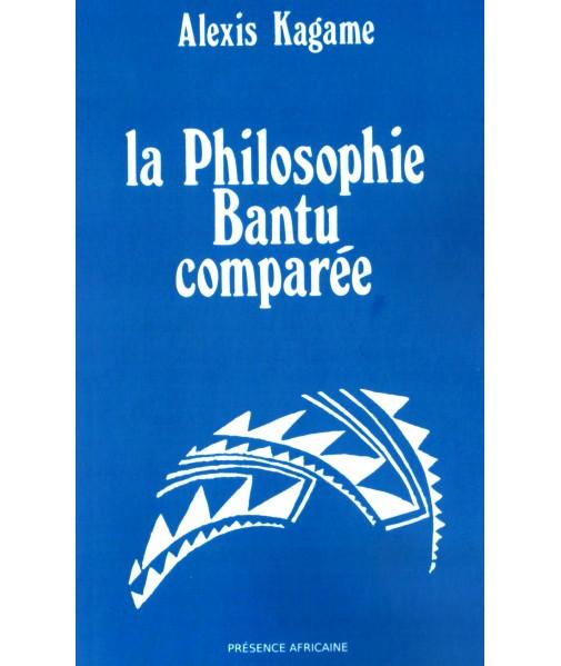 La Philosophie Bantu comparée