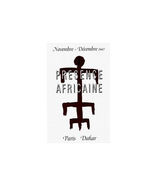 REVUE PRESENCE AFRICAINE N° 1