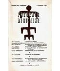 REVUE PRESENCE AFRICAINE N° 44