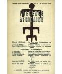 REVUE PRESENCE AFRICAINE N° 48