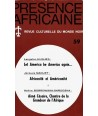 REVUE PRESENCE AFRICAINE N° 59