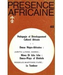 REVUE PRESENCE AFRICAINE N° 65