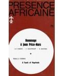 REVUE PRESENCE AFRICAINE N° 71