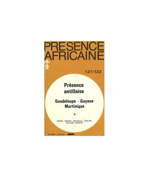 REVUE PRESENCE AFRICAINE N° 121