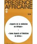 REVUE PRESENCE AFRICAINE N° 124