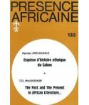 REVUE PRESENCE AFRICAINE N° 132