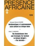 REVUE PRESENCE AFRICAINE N° 135