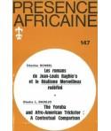 REVUE PRESENCE AFRICAINE N° 147