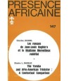 REVUE PRESENCE AFRICAINE N° 147