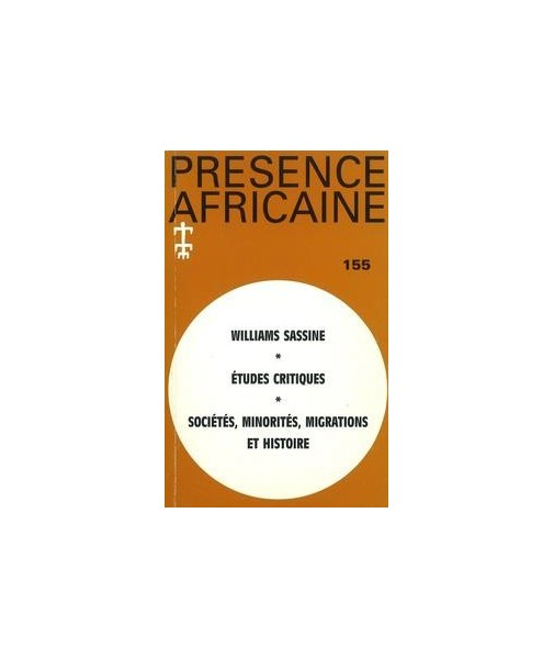 REVUE PRESENCE AFRICAINE N° 155