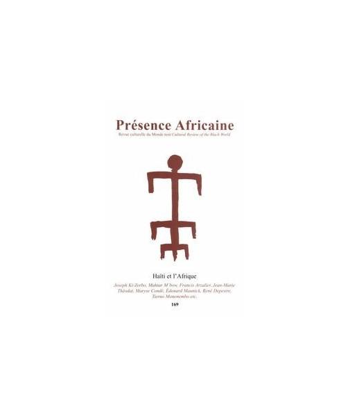 REVUE PRESENCE AFRICAINE N° 169