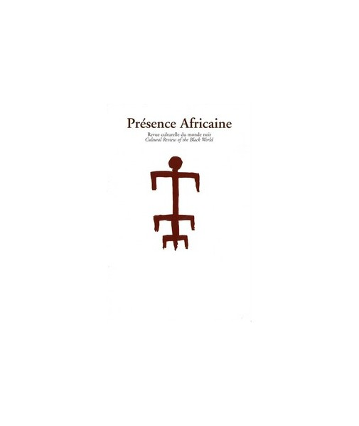 REVUE PRESENCE AFRICAINE N° 178