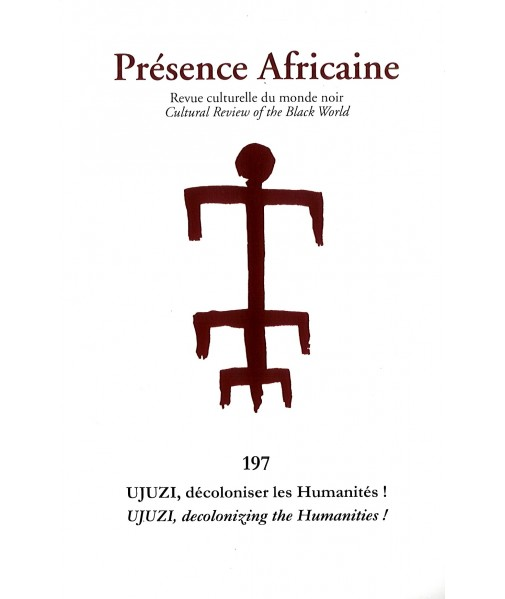REVUE PRESENCE AFRICAINE N° 197