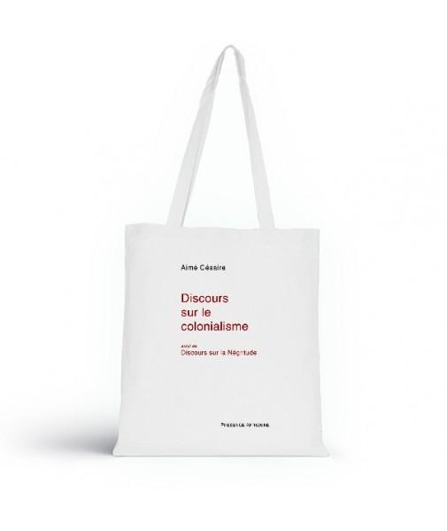 TOTE BAG BOOK Aimé Césaire